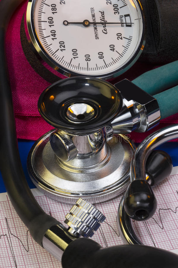 Medical - Blood Pressure stock photos
