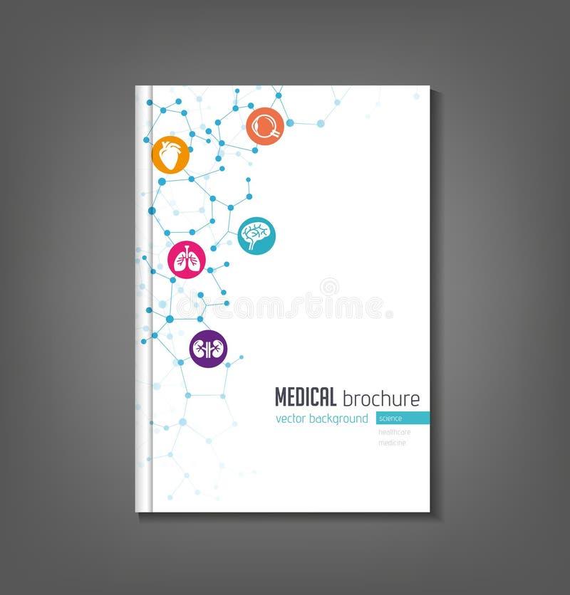 Medical Brochure Template Stock Vector Illustration Of Eyesight - Medical brochure template