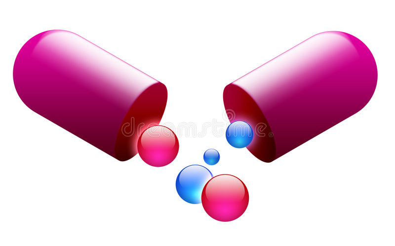 Download Medical Capsule Royalty Free Stock Photos - Image: 1181248