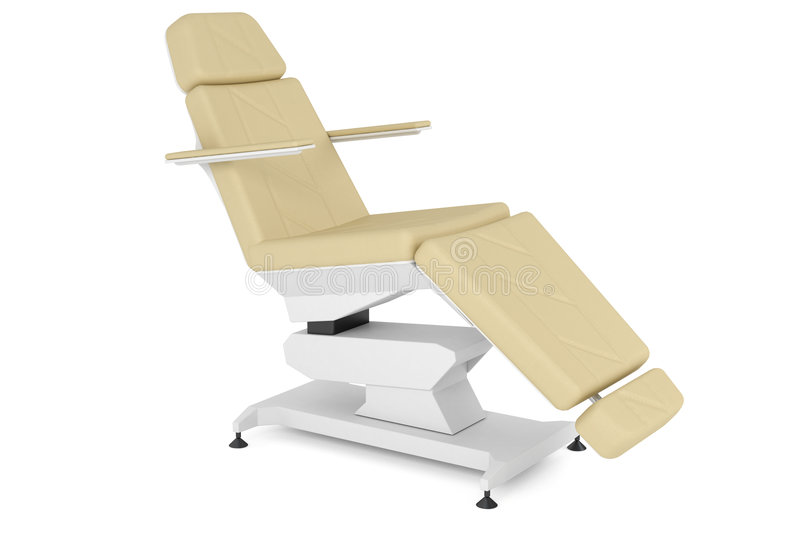 Medical chair for cosmetology