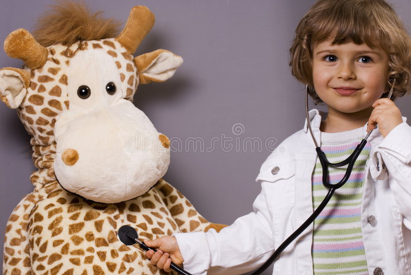 Medical check-ups royalty free stock photos
