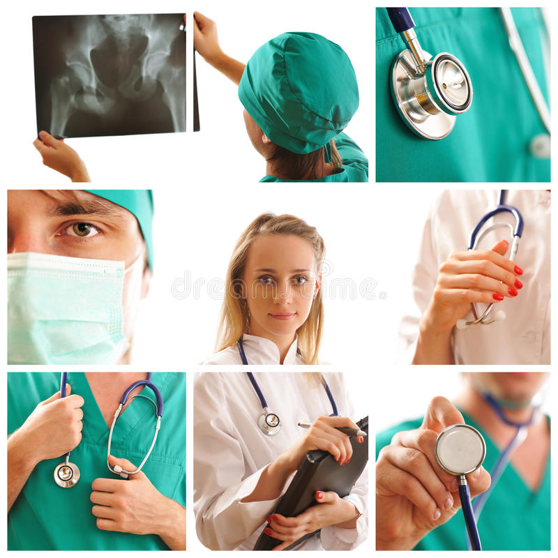 Download Medical Collage Royalty Free Stock Photography - Image: 15666417