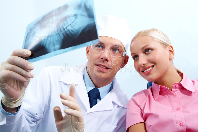 Download Medical consulting stock image. Image of doctor, dentist - 14553333