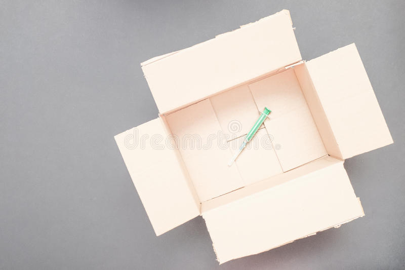 Medical delivery stock images