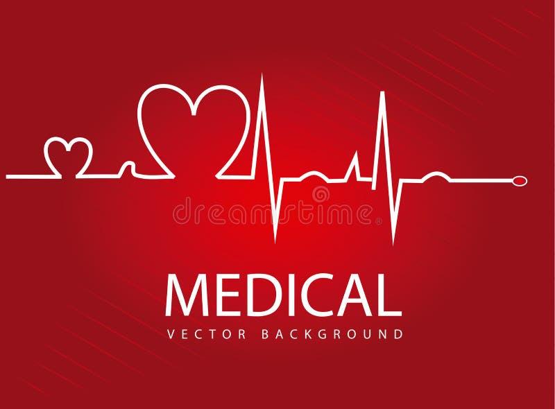 Medical design royalty free illustration