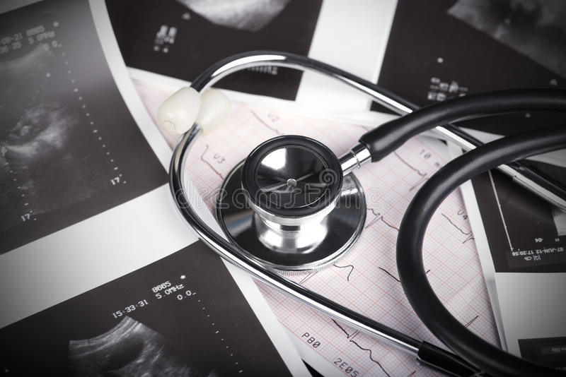 Medical diagnosis stock photography