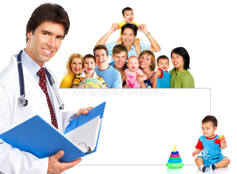 Download Medical doctor stock photo. Image of caucasian, happiness - 9587848