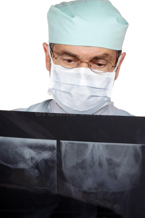 Medical Doctor MD Surgeon stock photo
