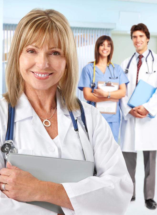 Medical doctor stock images