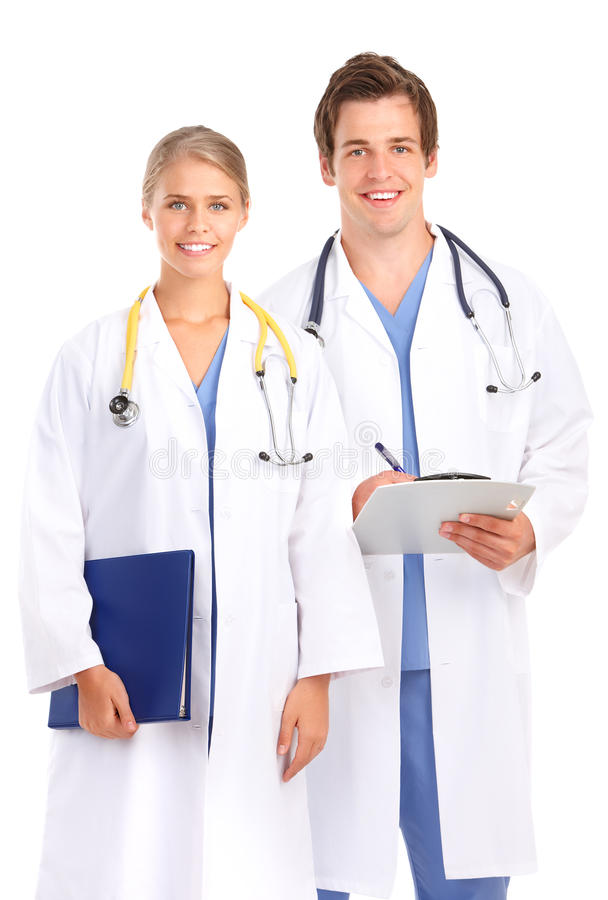 Download Medical doctors stock photo. Image of portrait, healthcare - 15567088