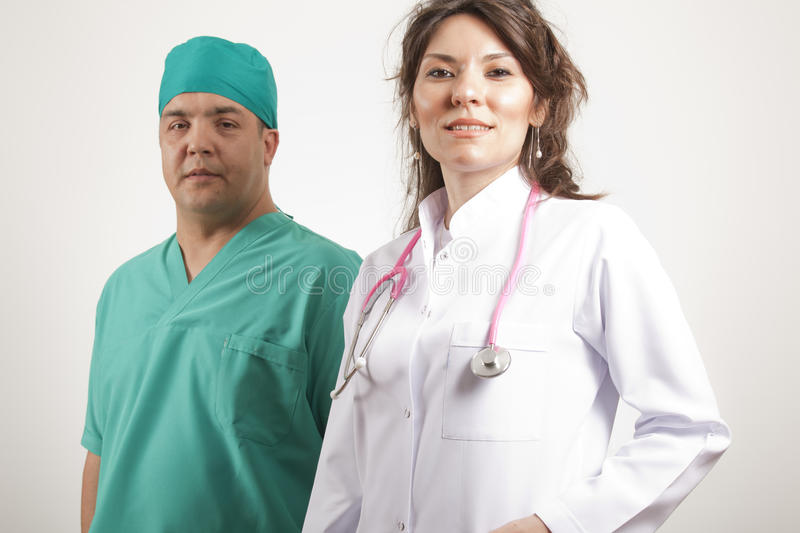Download Medical doctors stock image. Image of human, lady, health - 25994149
