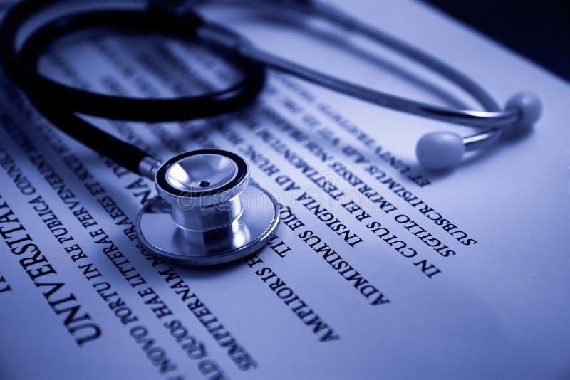 Medical Education Royalty Free Stock Photos