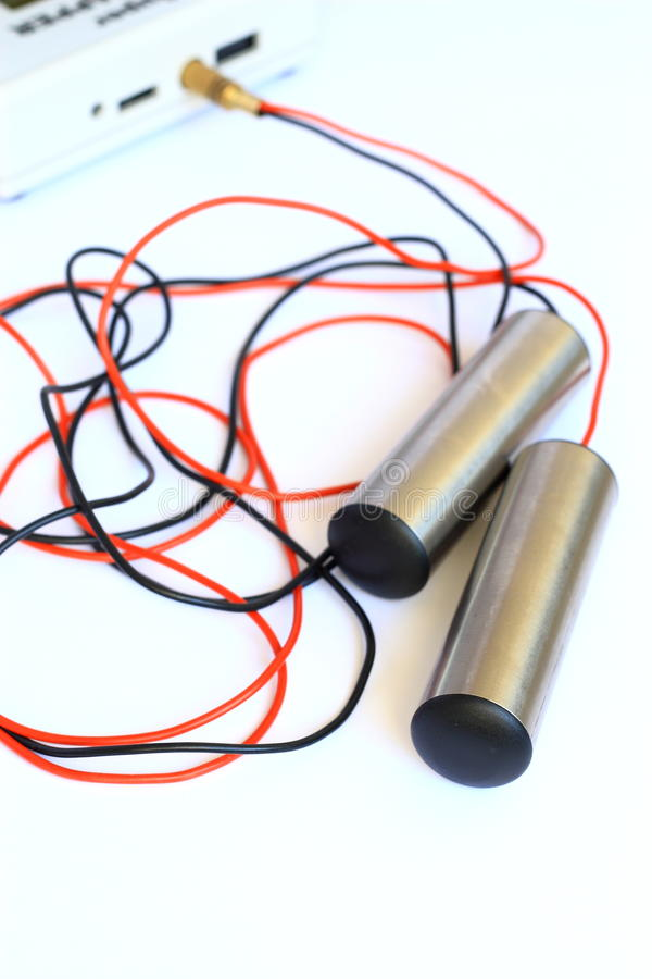 Download Medical electrodes stock photo. Image of electrodes, object - 21478982