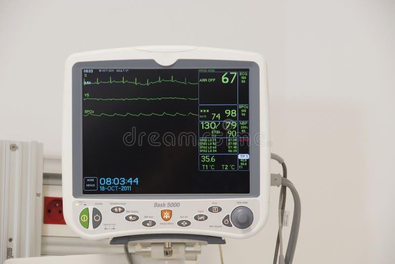 Medical equipment. In hospital ındoor royalty free stock photo