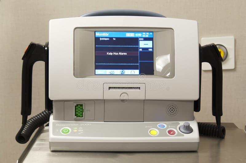 Medical equipment. In hospital ındoor stock photo