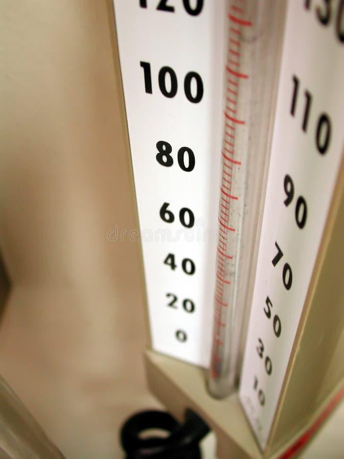 Free Medical Equipment - Blood Pressure Meter. Stock Image - 537821