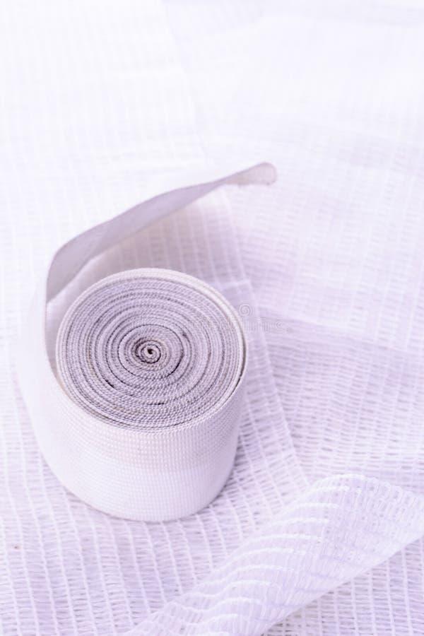 Download Medical Gauze On White Stock Images - Image: 29861534
