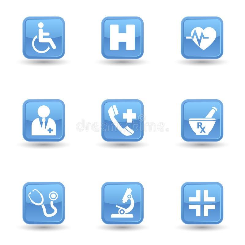 Medical Badges Stock Illustrations – 430 Medical Badges