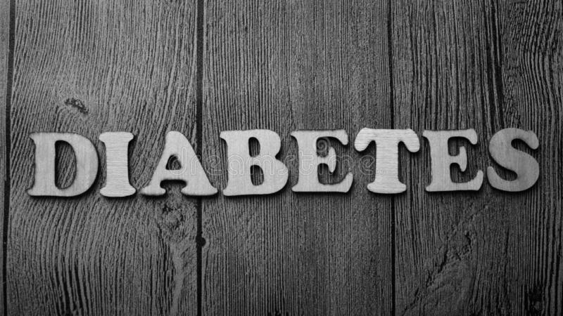 Medical and Health Care Concept, Diabetes stock images