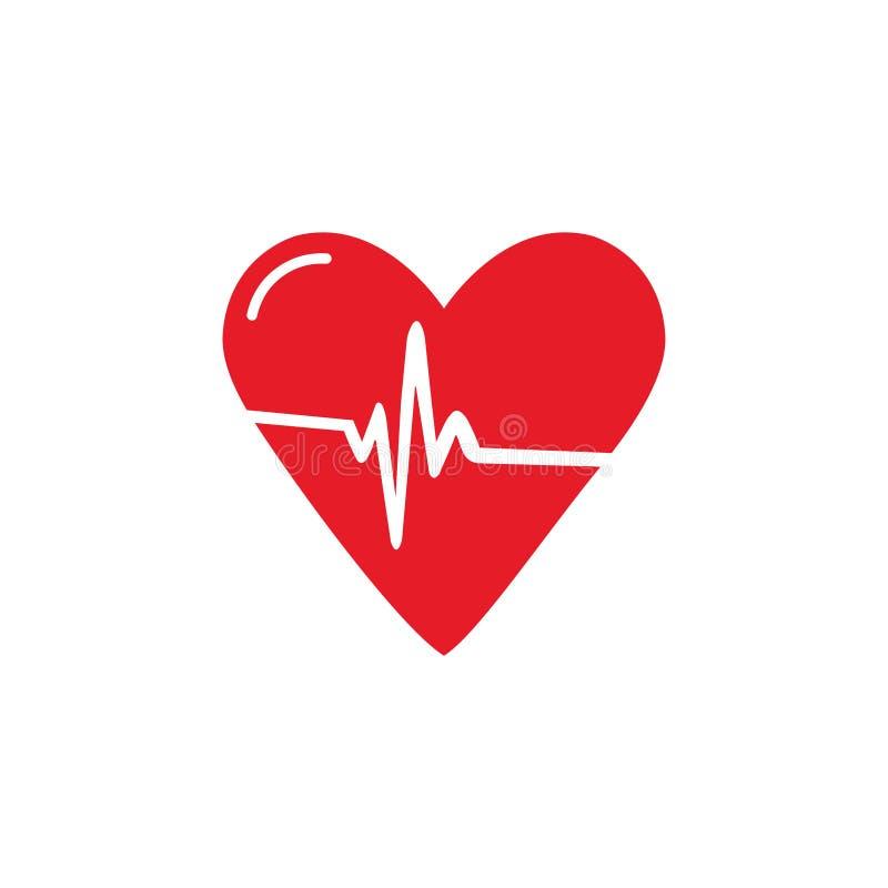 Medical hearth icon. Hospital sign. Medical, healthcare, cardio, hospital, cardiology, heart, life, icon, medicine, ekg, pulse, hearth, electrocardiogram vector illustration