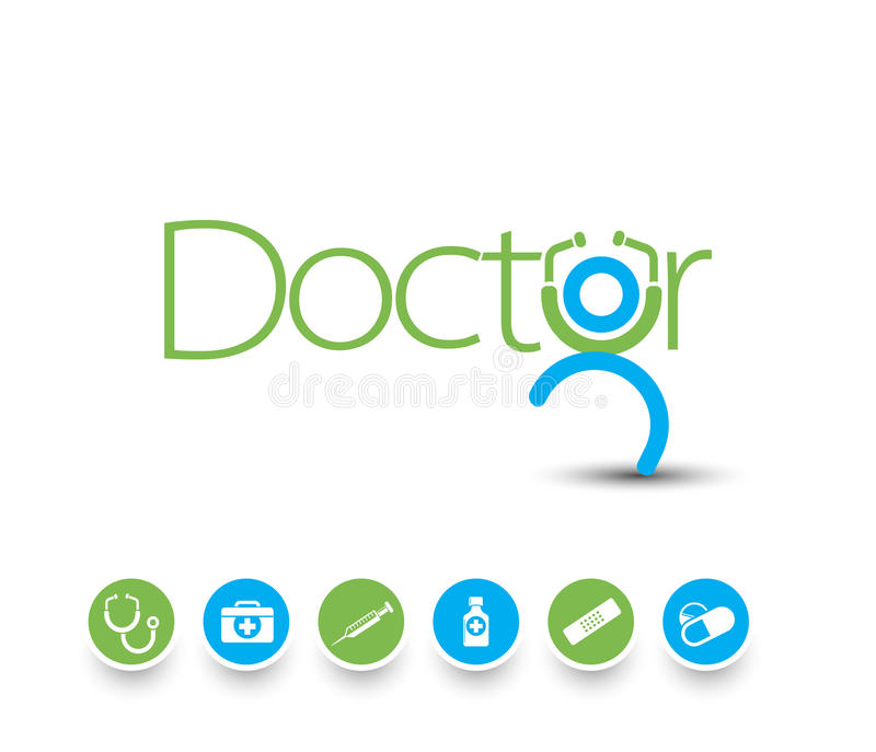 Medical icons. And symbols vector set vector illustration
