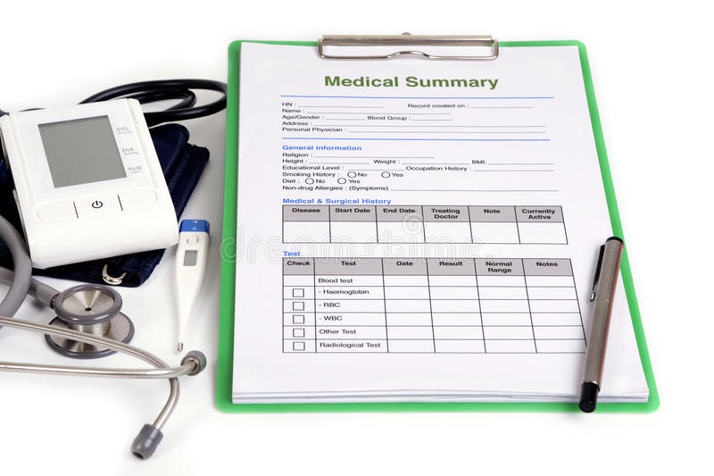 Medical instrument. stock images