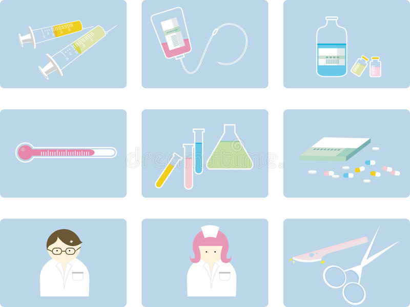 Download Medical Items Stock Photo - Image: 11129660
