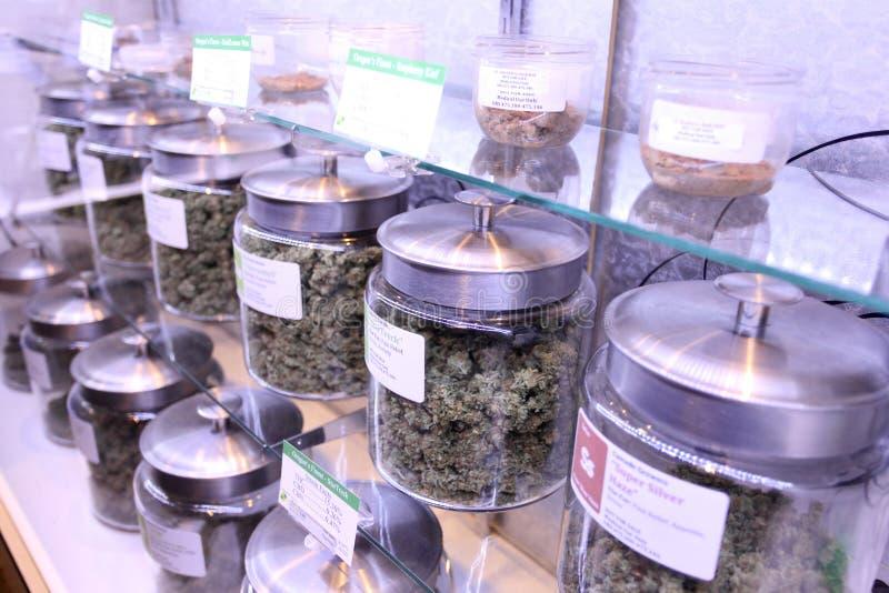 Medical Marijuana Editorial Image