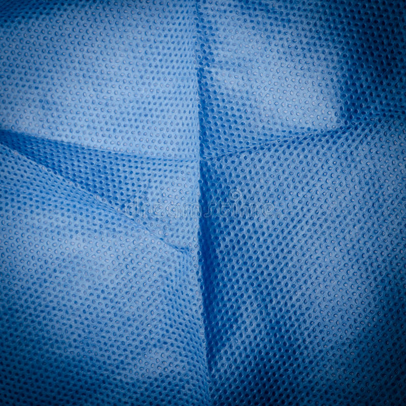 Medical nonwoven fabric cloth stock photography