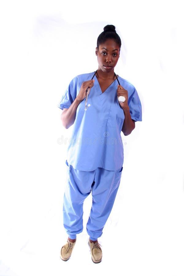 Medical - Nurse - Doctor royalty free stock photos