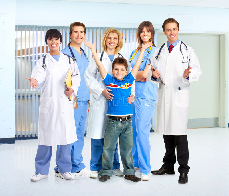 Download Medical people stock photo. Image of medical, mother, group - 9279544