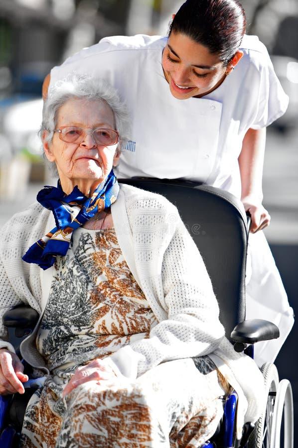 Download Medical personnel stock image. Image of nurse, retirement - 13072737