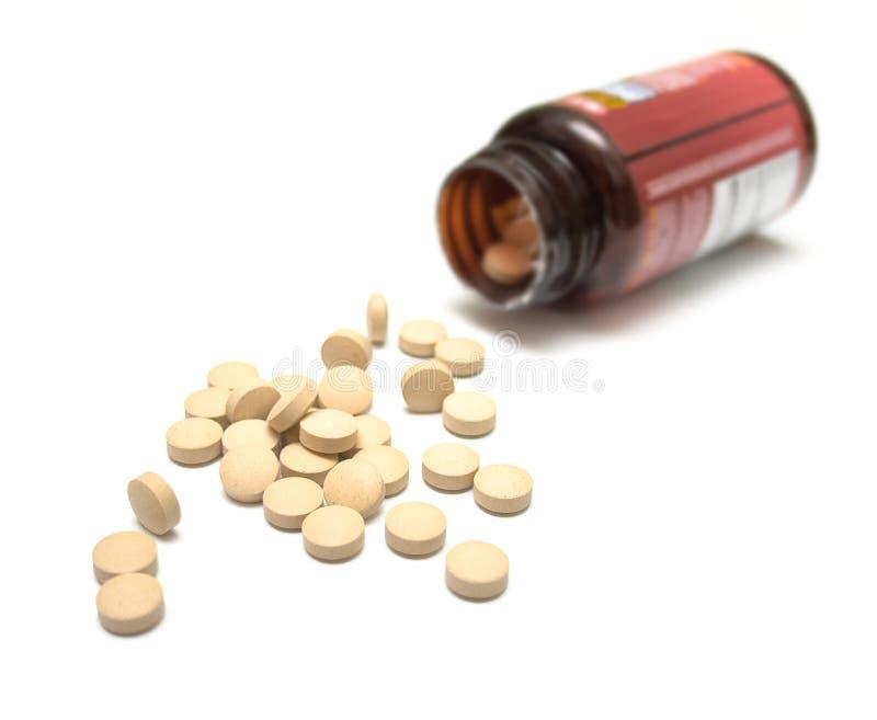 Medical preparation stock image