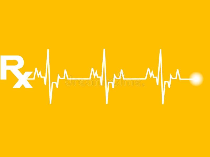 Download Medical prescription stock illustration. Image of monitor - 5532903