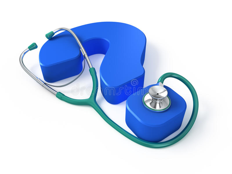 Download Medical Question Concept Stock Photo - Image: 19882040