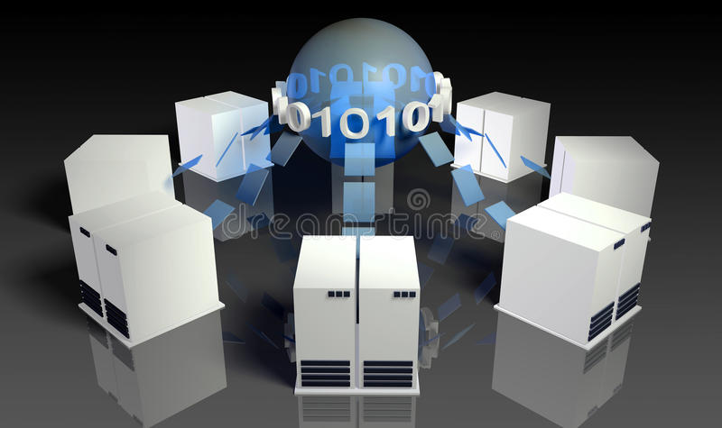 Download Medical Research stock illustration. Image of background - 20447657