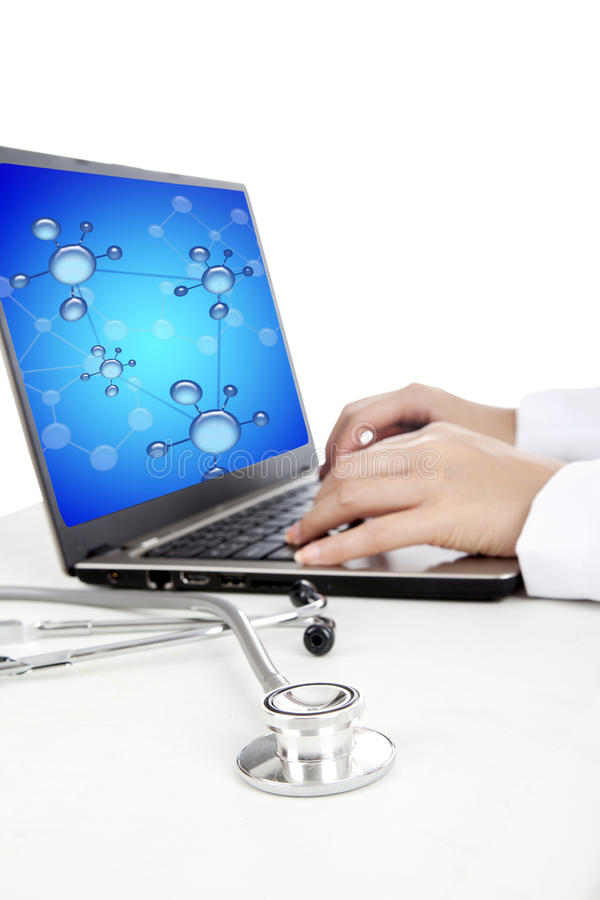 Medical Research Royalty Free Stock Images