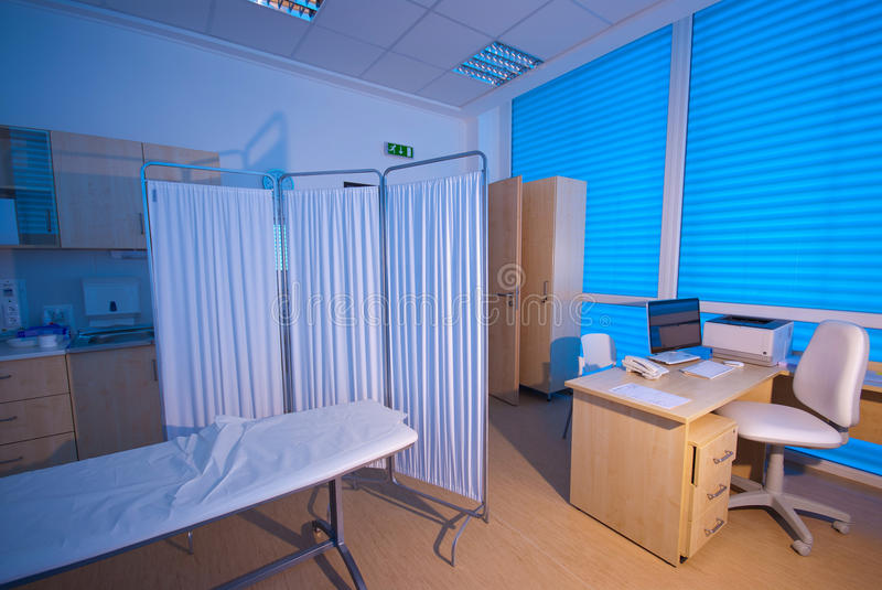 Medical Room I. stock foto's