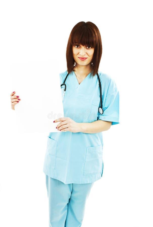 Medical sign nurse stock photography
