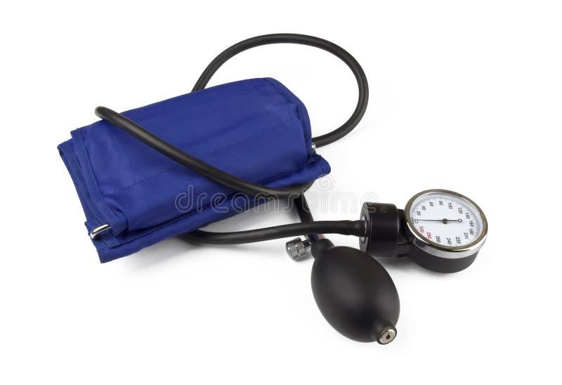 Medical sphygmomanometer royalty free stock photo