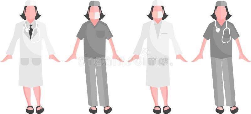 Download Medical Staff - Vector Surgeon Stock Illustration - Illustration of hand, illustration: 15089456