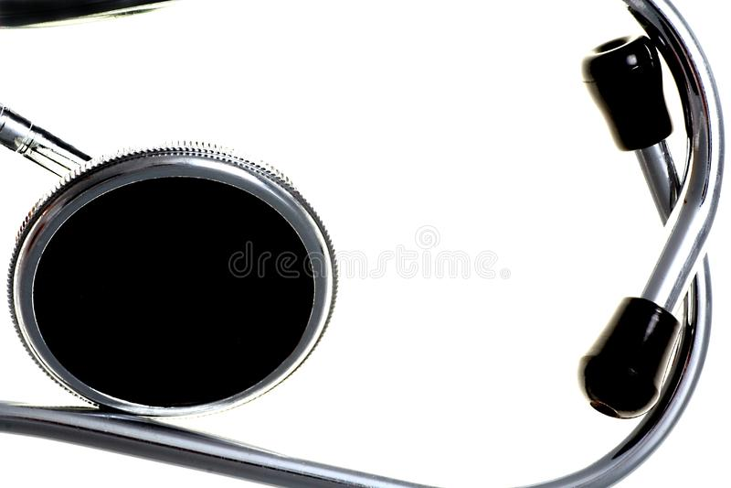 Medical Stethoscope royalty free stock photography