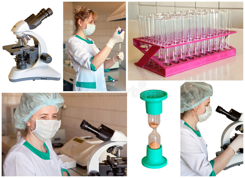 Medical subject stock images
