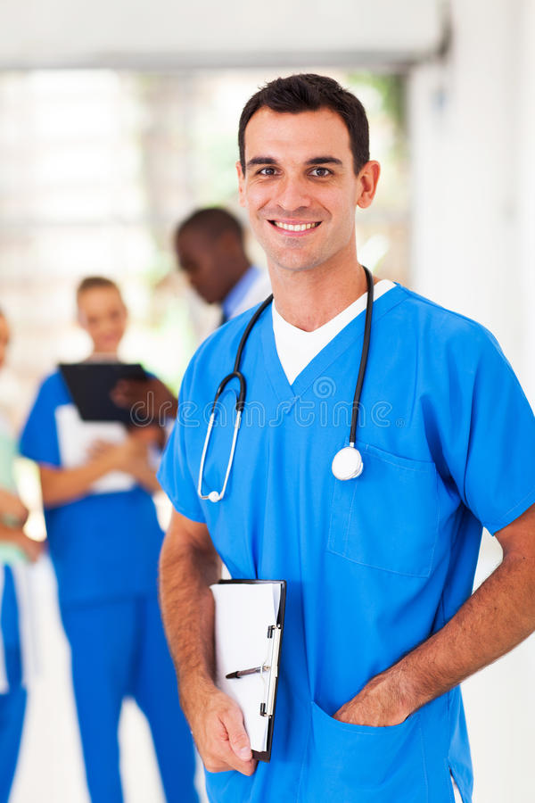 Download Medical surgeon stock photo. Image of portrait, middle - 29130516