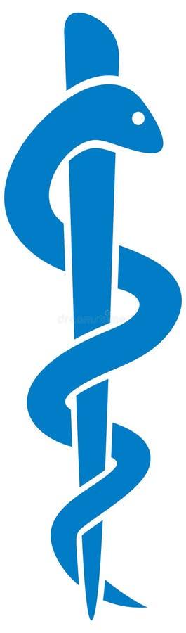 Download Medical Symbol Caduceus Snake With Stick Stock Photo - Image: 25707390