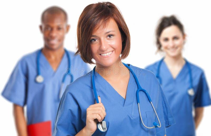 Download Medical team stock image. Image of nurse, medic, happy - 26612493