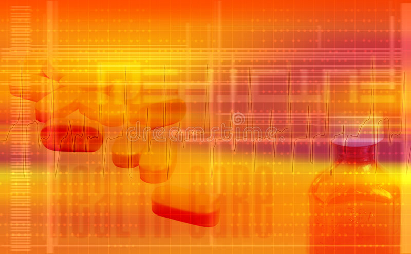 Download Medical texture background stock illustration. Image of digital - 576232