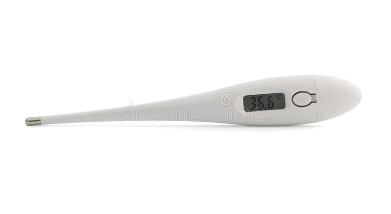 Medical thermometer stock images