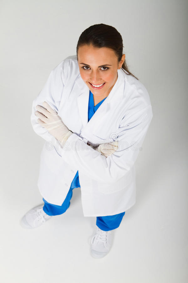 Download Medical worker stock image. Image of caucasian, examiner - 15421467