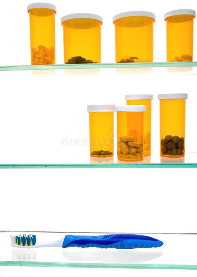 Medicamentação 2 fotos de stock royalty free